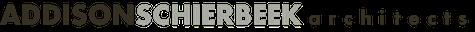 architects AddisonSchierbeek Logo