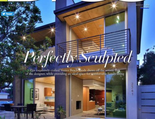 Cloy Residence featured in Diggs Magazine